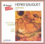 Henri Sauguet: Mélodies