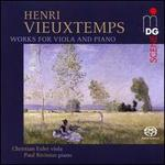 Henri Vieuxtemps: Works for Viola and Piano