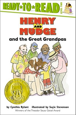 Henry and Mudge and the Great Grandpas - Rylant, Cynthia