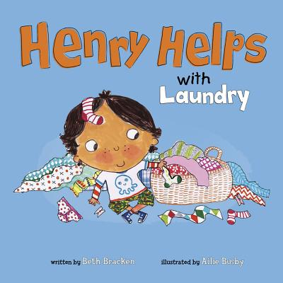 Henry Helps with Laundry - Bracken, Beth