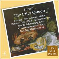 Henry Purcell: The Fairy Queen - Anthony Michaels-Moore (bass); Barbara Bonney (soprano); Elisabeth von Magnus (soprano); Laurence Dale (tenor);...