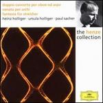 Henze: Double Concerto For Oboe, Harp And Strings; Sonata For Strings; Fantasia For Strings
