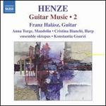 Henze: Guitar Music, Vol. 2