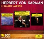 Herbert von Karajan: 3 Classic Albums - Mozart, Bizet, Resphighi