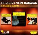 Herbert von Karajan: 3 Classic Albums - Michel Schwalbé (violin); Wolfgang Meyer (organ); Berlin Philharmonic Orchestra; Herbert von Karajan (conductor)