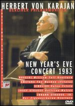 Herbert Von Karajan - His Legacy for Home Video: New Year's Eve Concert 1983 -