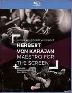 Herbert Von Karajan: Maestro for the Screen [Blu-ray]