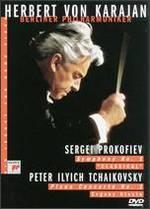 Herbert Von Karajan: Prokofiev - Symphony No. 1/Tchaikovsky: Piano Concerto No. 1