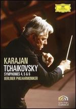 Herbert Von Karajan: Tchaikovsky - Symphonies 4, 5 and 6 - Herbert von Karajan