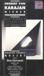 Herbert Von Karajan/Wiener Philharmoniker: Mozart - Don Giovanni