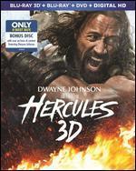 Hercules [3D] [Includes Digital Copy] [Blu-ray/DVD] [Ultraviolet] [Only @ Best Buy] - Brett Ratner