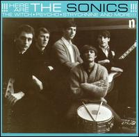 Here Are the Sonics!!! - The Sonics