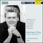 Hermann Prey: Liederabend 1963