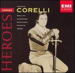 Heroes: Correlli Sings Bellini, Giordano, Mascagni, Puccini, Verdi