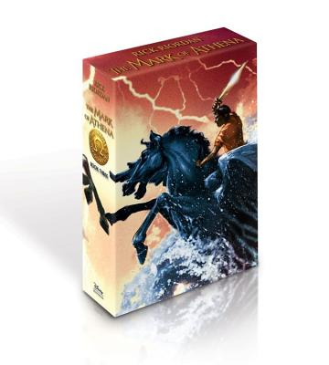 Heroes of Olympus, The, Book Three: The Mark of Athena (Special Limited Edition) - Riordan, Rick