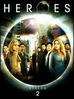 Heroes: Season 2 [4 Discs]