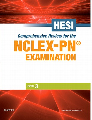 9781437717433 hesi comprehensive review for the nclex pn hesi comprehensive review for the nclex pn examination hesi fandeluxe Images