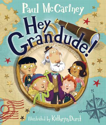 Hey Grandude! - McCartney, Paul