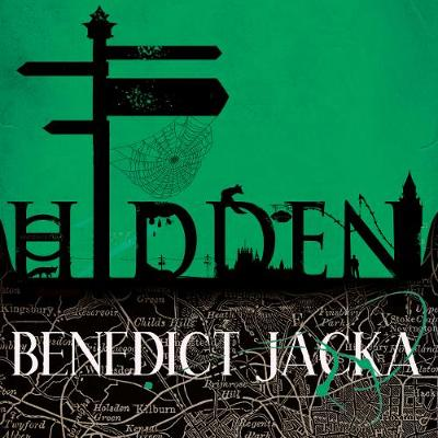 Hidden: An Alex Verus Novel - Jacka, Benedict, and Jackson, Gildart (Read by)