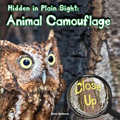 Hidden in Plain Sight: Animal Camouflage - Belback, Elsie