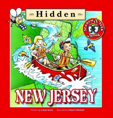 Hidden New Jersey - Barth, Linda J