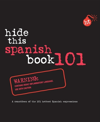 Hide This Spanish Book 101 - Berlitz Guides (Creator)