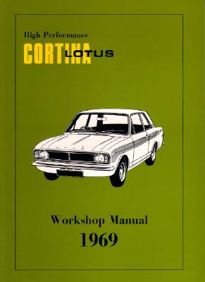 High Perf Lotus Cortina Wsm - Brooklands Books Ltd
