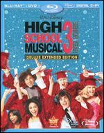 High School Musical 3: Senior Year [Extended] [3 Discs] [Includes Digital Copy] [Blu-ray/DVD] - Kenny Ortega