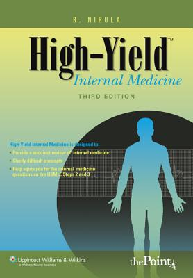High-Yield Internal Medicine - Nirula, Raminder