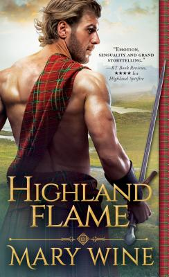 Highland Flame - Wine, Mary