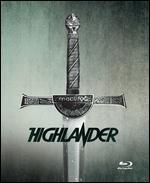 Highlander [SteelBook] [Blu-ray]