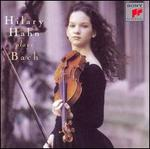 Hilary Hahn plays Bach