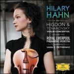Hilary Hahn Plays Higdon & Tchaikovsky Violin Concertos