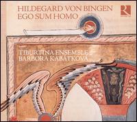 Hildegard von Bingen: Ego Sum Homo - Barbora Kabátková (vocals); Barbora Kabátková (harp); Daniela Cermáková (vocals); Hana Blaziková (vocals);...
