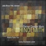 Hindemith: Clarinet Chamber Music