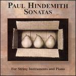 Hindemith: Sonatas for Strings and Piano