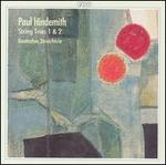 Hindemith: String Trios 1 & 2