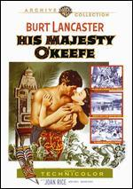His Majesty O'Keefe