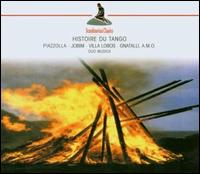 Histoire du Tango - Duo Musica