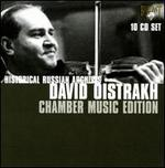 Historic Russian Archives: David Oistrakh