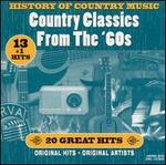 History of Country Music: Country Classics from the 60's