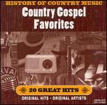 History of Country Music: Country Gospel Favorites