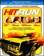 Hit & Run [Includes Digital Copy] [UltraViolet] [Blu-ray]