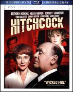 Hitchcock [2 Discs] [Includes Digital Copy] [UltraViolet] [Blu-ray/DVD]