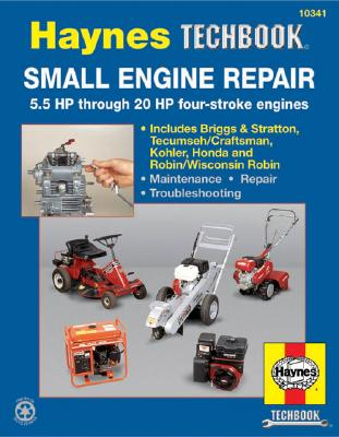 HM Small Engine Repair 5.5 Thru 20 Horse - Haynes (Other primary creator)