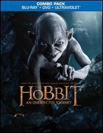 Hobbit: An Unexpected Journey [Blu-ray/DVD]