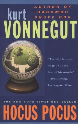 Hocus Pocus - Vonnegut, Kurt, Jr.