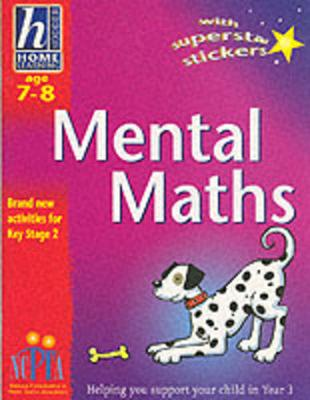 Hodder Home Learning: Mental Maths Age 7-8 - Atkinson, Sue