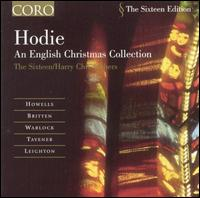 Hodie: An English Christmas Collection - Benedict Hoffnung (percussion); Christopher Royall (alto); Libby Crabtree (soprano); Margaret Phillips (organ);...