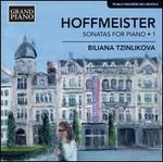 Hoffmeister: Sonatas for piano, Vol. 1